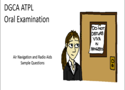 DGCA ATPL Navigation and Radio Aids Oral (Viva) Examination Questions Bank | Latest