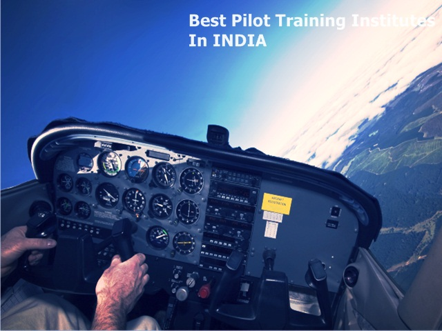 best pilot training institutes