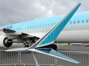 Sharklets, Raked Wing tips, Split Scimitar Winglets & Advance Technology Winglets